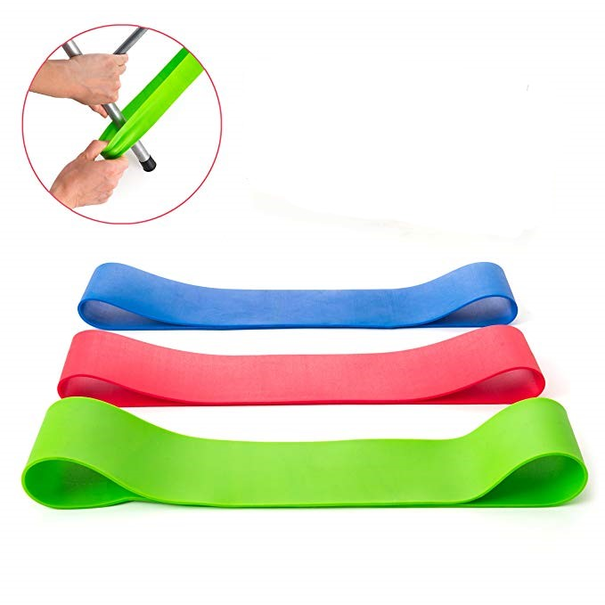 2020 New Arrival 2pcs Pack Fidget Bands- Traini Stretch Your Feet For Adhd, Add, Spd, Autism & Poor Conc