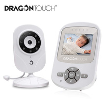 2.4 Wireless Video Baby Monitor DT24 Pro HD Wifi Temperature Monitoring Night Version Color Nanny Security Camera VB603