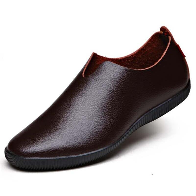 Designer new men shoes comfortable lightweight breathable casual models non-slip wear-resistant design