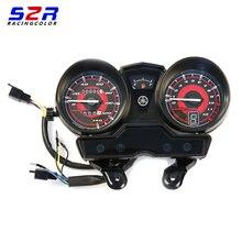 Motorcycle Tachometer for YAMAHA YBR125 YBR YB 125 JYM125 New Speedometer Meter Gauge Moto   Tacho Instrument Clock Case