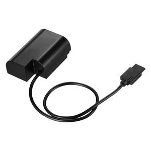 Image 5 - Andoer Cable adaptador de corriente DCC12 para batería simulada, estabilizador de cardán DJI Ronin S, Compatible con cámara DMC GH5 GH4 GH3