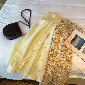 Image 5 - MISHOW 2020 yaz yeni elbiseler kadınlar Vintage A Line Retro Mini elbise kısa kollu Vestido kadın giyim MX20B1087