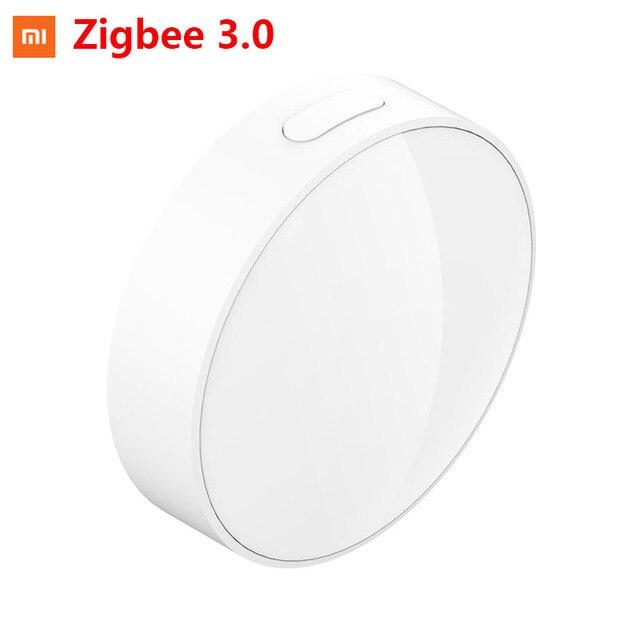 Xiaomi Mijia חכם בית אור חיישן 0 ~ 83000 lux Zigbee 3.0 אור צג עבודה עם Xiaomi Multimode ZigBee 3.0 gateway