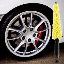 Cleaning-Brush Car-Wheel Tire Washing-Clean Tyre-Ruote Auto Strumenti Veicoli Cerchioni