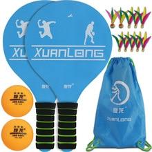 Cricket-Kit Paddles Pickleball Tennis Entertainment Fitness-Set Catazer Fun Home