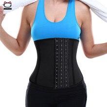 Неопреновое Корректирующее белье Gotoly, моделирующий пояс для талии, корсет для женщин, пояс для похудения, Корректирующее белье с контролем живота