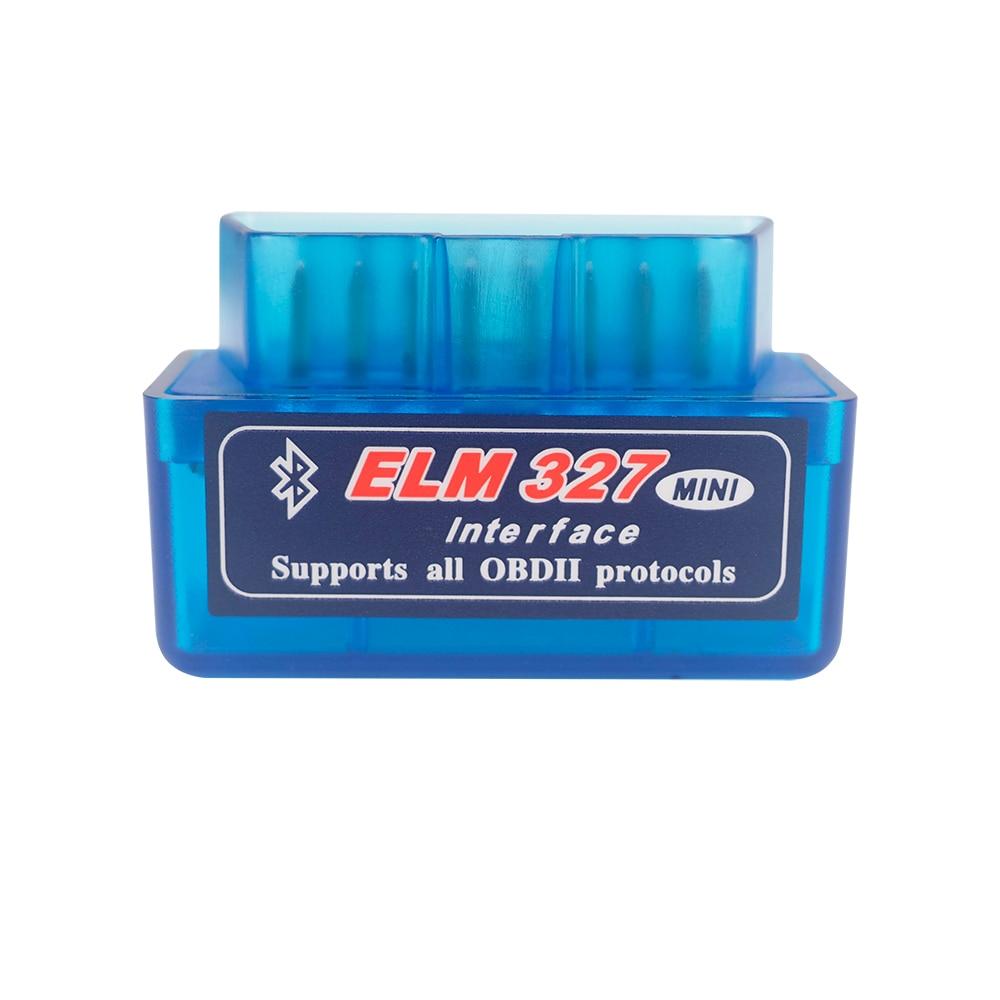 Car Scanner V2.1OBD2 Scanner For BMW E90 E46 E39 E60 F34 F10 OBD 2 Bluetooth ELM 327 Car Diagnostic Tools ELM327 OBDII Scanner
