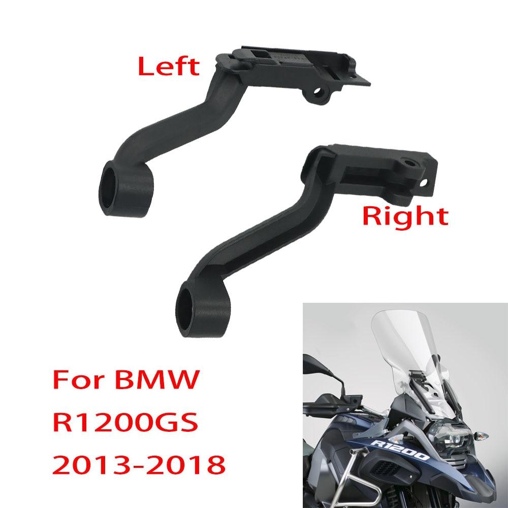 Windscreen Windshield Reinforcement Adjustable Lifting Rising Holder Bracket For BMW R1200GS R 1200GS 2013 -2018 2017 2016 2015