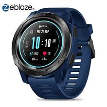 Zeblaze reloj inteligente VIBE 5 para hombre, deportivo, con pantalla a Color, podómetro, pulsera de Fitness, resistente al agua IP67 y control del ritmo cardíaco