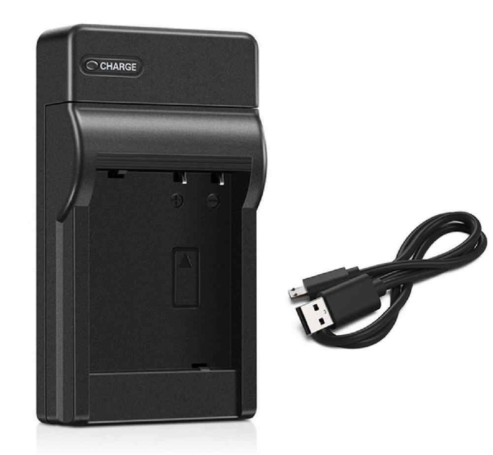 Universele Usb Camera Batterij Oplader Voeding Opladen Dock Voor Canon SX240 Hs SX260 SX700 Hs SX170 Is SX27 Md serie Camera