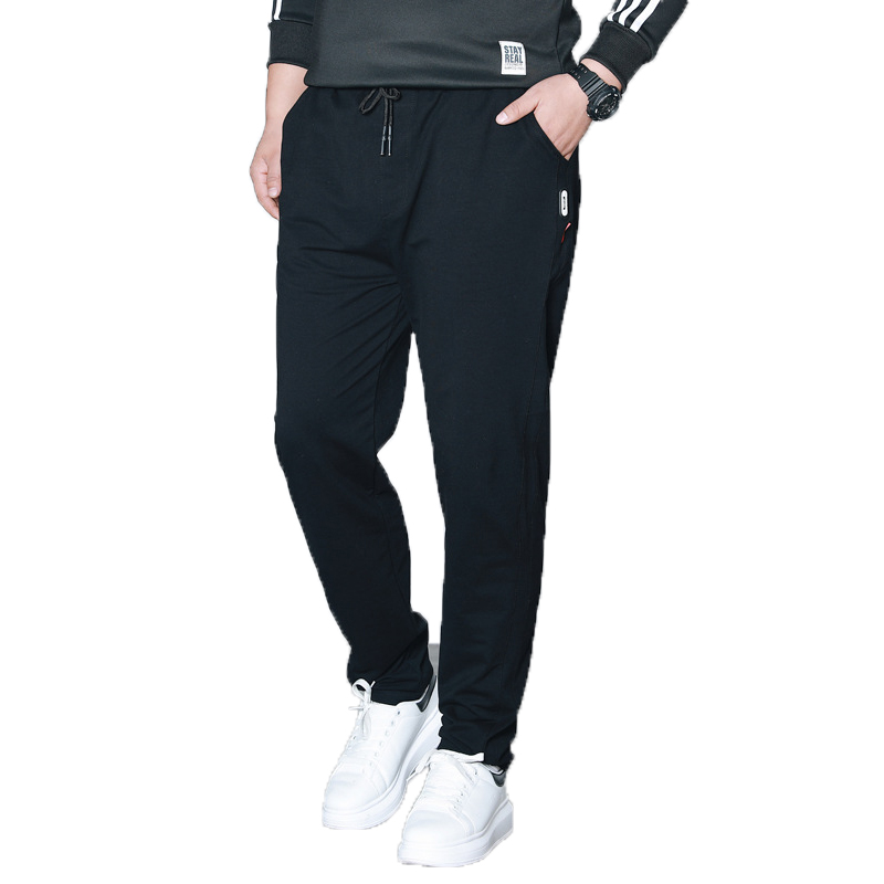 Mens Pants Super Loose Straight Pants 2020 New Male Trousers Mens Solid Elastic Pants Big Size 8xl Casual Jogger Sweatpants