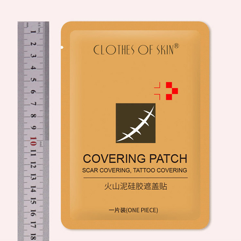 Tattoo Flaw Conceal Tape Full Cover Concealer Sticker Waterproof Scar Cover Suitable For Any Skin Type Concealing Tape Pad BV789