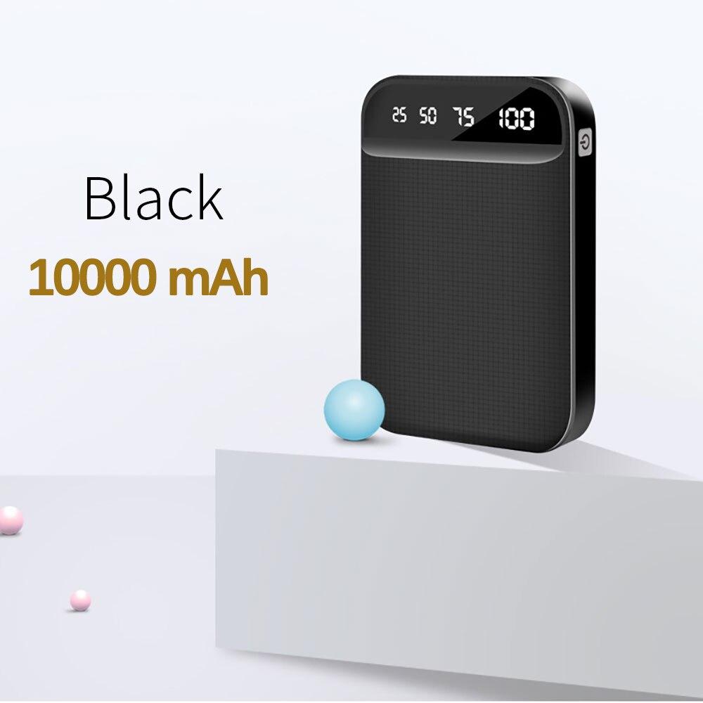 10000mAh Black