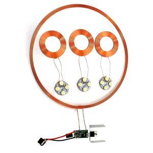 Image 2 - 300mm One to many Wireless Power Supply Module Wireless Charging Module Transmission Board XKT801 01
