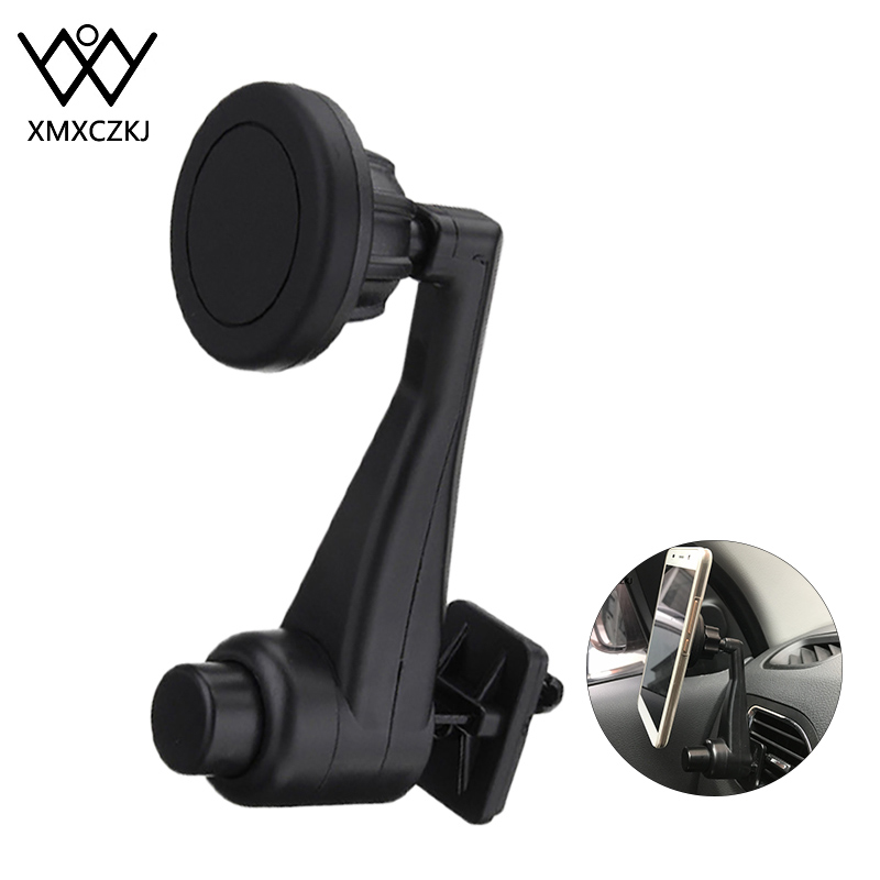 Magnetic Car Phone Holder  For Phone In Car Air Vent Magnet Mount Stand Magnet For IPhone Samsung Xiaomi Magnet For Phone Car
