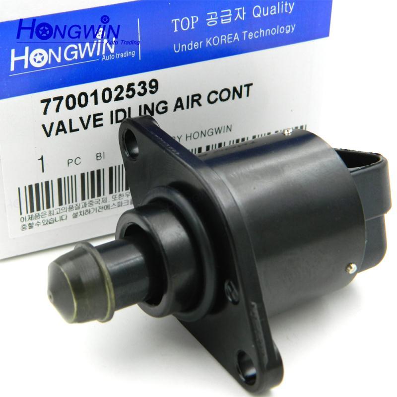 Клапан контроля воздушного потока для Renault Clio Espace, Лагуна, Avantime Megane 7700102539,77001 02539, 770 010 253918200299241,IAC11