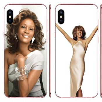 Whitney Houston Pattern For Huawei Honor 5C 5X 6A 6X 7 7A 7X 8 8A 8S 8X 9 10 30 Lite Pro Y6 II Y7 Y9 Prime 2019 High Quality image