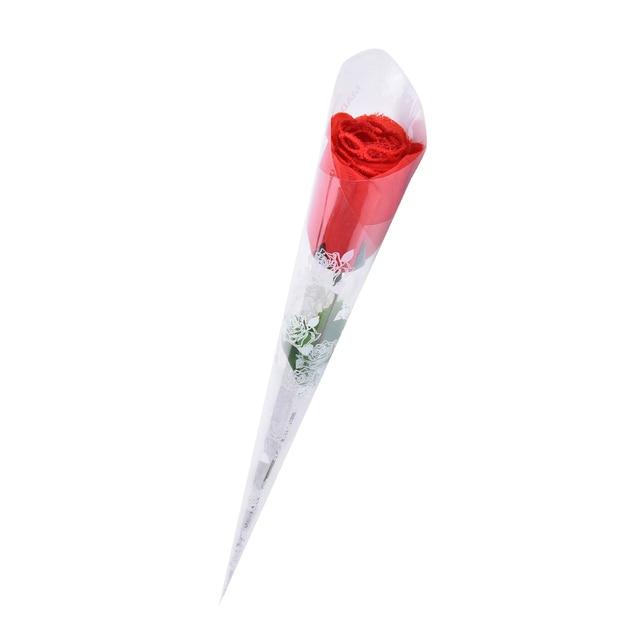 Femmes Sexy Rose fleur dentelle G-string slips tongs romantique v-string culotte saint valentin cadeau couleur rouge 1 pièces