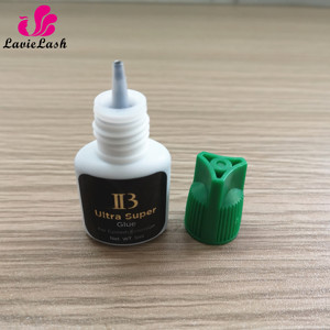 Image 5 - 10 bottles/lot IB Ultra super Glue Individual 1 2s fast drying eyelash extensions glue green cap  long lasting 6 weeks