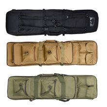 81cm 94cm 118cm Heavy Duty Tactical Gewehr Pistole Tasche Pistole Tragen Schutz Fall Nylon Schulter Holster Outdoor sport Tasche