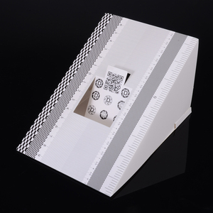 Image 3 - Mayitr 1 adet katlanır kart Lens odak test aracı profesyonel kalibrasyon hizalama AF mikro ayar cetvel grafik