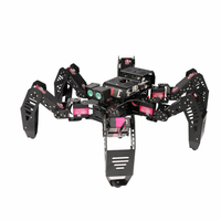 Spiderbot Hexapod Spider 18DOF Six legged Bionic Programmable Robot High Tech Toy Gift For 8+
