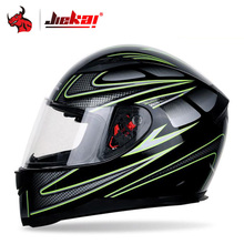 หมวกกันน็อกJIEKAIรถจักรยานยนต์มอเตอร์ไซด์Motocross Motoหมวกกันน็อกหมวกนิรภัยสกูตเตอร์ขี่Full Faceหมวกกันน็อกCascoรถจักรยานยนต์Capacete
