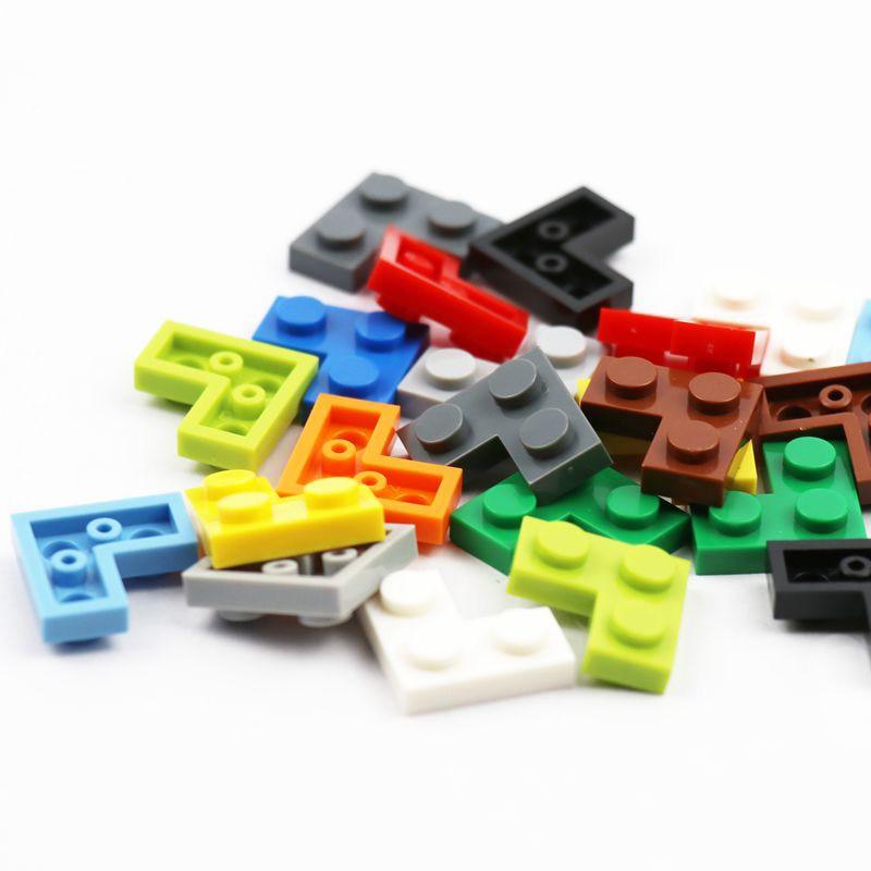 "Lego Brick 6 x 2420 White x 6 Plate 2 x 2 Corner  /""/""/""/""CHOOSE COLOUR/""/""/""/""/"""