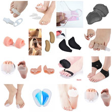 Силиконовые ортопедические ножки x/o type гелевый корректор