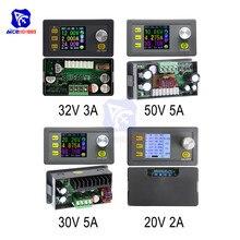 Diymore DPS5005/DPS3005/DPS3003/DP50V5A/DP20V2A الرقمية قابل للتعديل للبرمجة تنحى محول فرق الجهد وحدة امدادات الطاقة