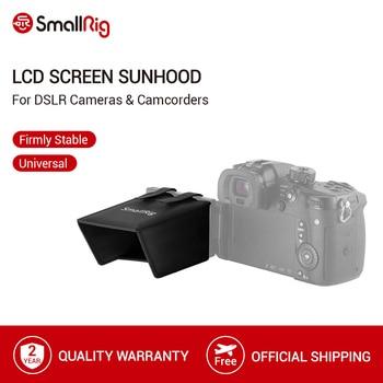 цена на SmallRig Gh5 Sunhood For Panasonic Lumix GH5/GH4/G85/G7/GX8 Camera Cage Protective Sun Shield Hood Screen Sunhood -1972