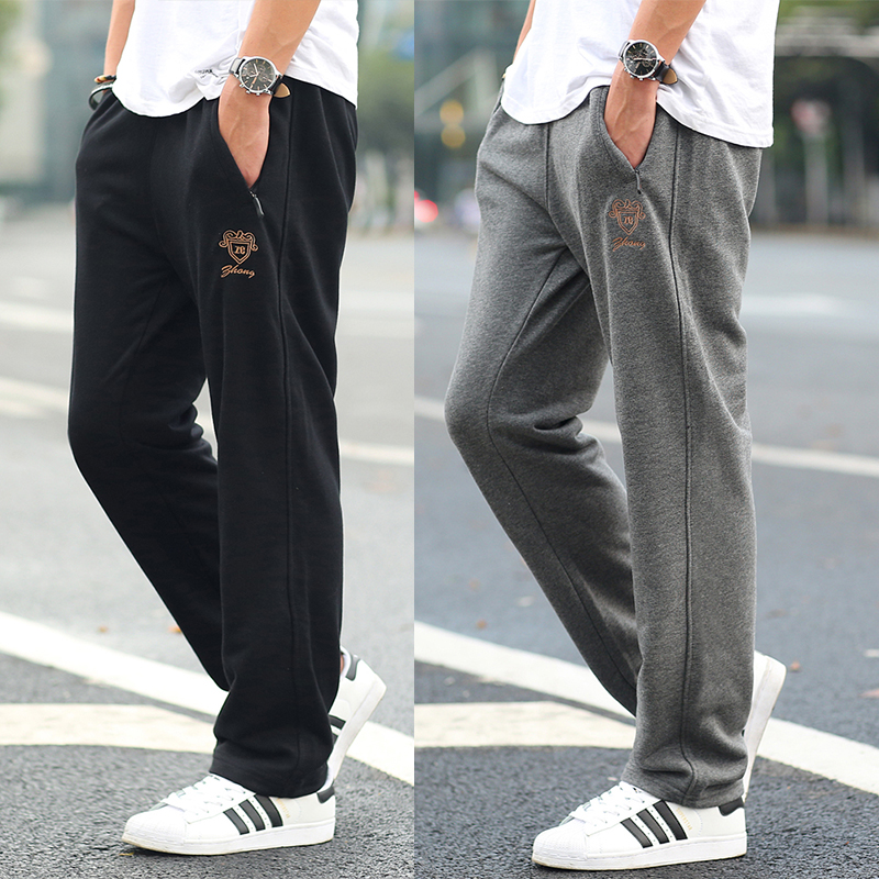Men Harem Tactica Pants Brand 2018 Clothing Sagging Cotton Pants Men Trousers Plus Size Sporting Mens Joggers Feet PantsL-6XL