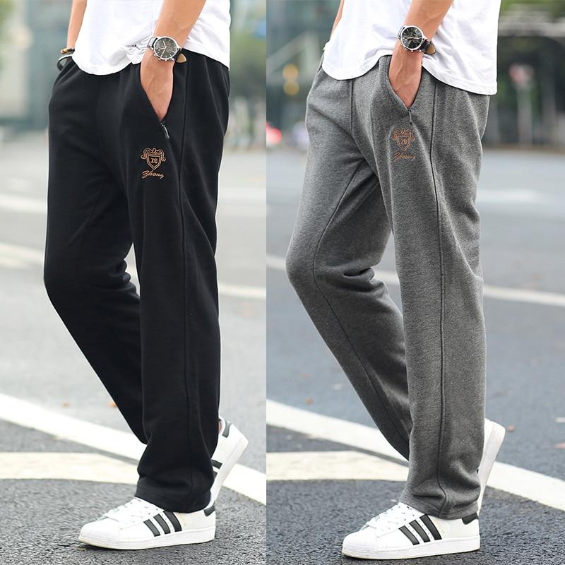 Men Harem Tactica Pants Brand 2018 Clothing Sagging Cotton Pants Men Trousers Plus Size Sporting Mens Joggers Feet PantsL-6XL