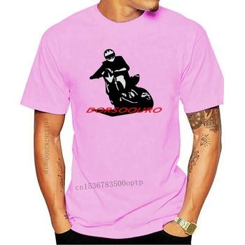 Nowy 2021 lato styl drukowane bawełna O Neck Tee Shirt z krótkim rękawem T-Shirt włochy motocykl Dorsoduro T-Shirt podstawowe T Shirt tanie i dobre opinie CASUAL SHORT CN (pochodzenie) COTTON Cztery pory roku Na co dzień Z okrągłym kołnierzykiem 2018 men women Sukno Drukuj