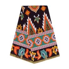 High-Quality Fabric-Wax Africain-Fabric Ankara Cotton Clothing Wax-Print New