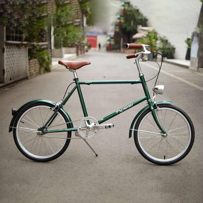 Bicycle fork shoulder cover chrome vintage