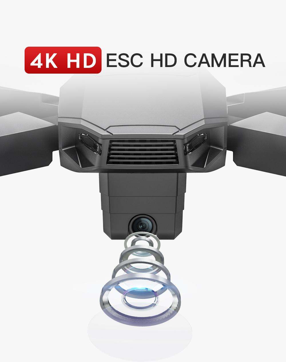 Kf107 gps Радиоуправляемый Дрон с 4k hd двойной камерой управление