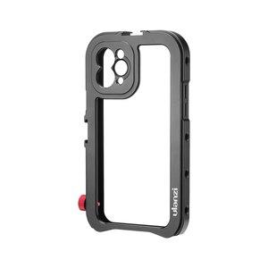 Image 5 - Ulanzi金属電話ケージiphone 11 17ミリメートルインタフェースケージvlogビデオケージためulanziレンズ自由度
