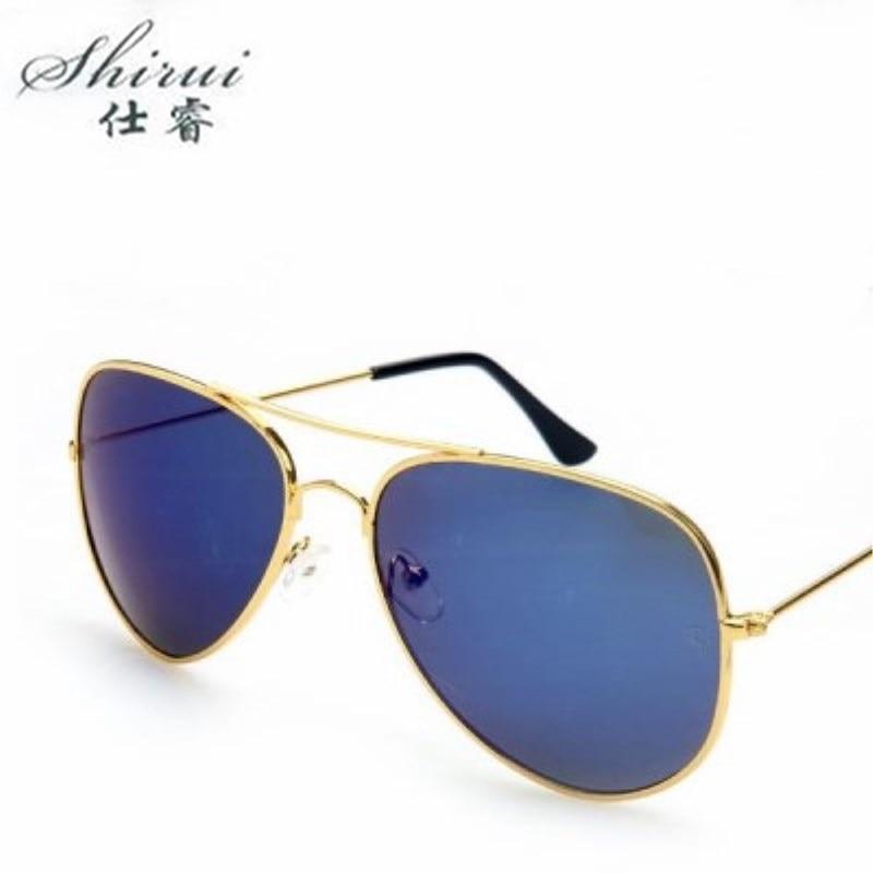 Classic Fashion Metal Sunglasses Men Women Brand Designer Goggle Sun Glasses Oculos De Sol UV400 Lunette Soleil Homme