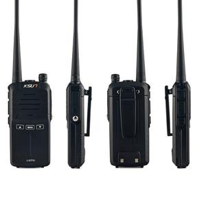 Image 4 - 2PCS Handheld Walkie Talkie 8W High Power UHF Handheld Two Way Ham Radio Communicator HF Transceiver Amateur Handy
