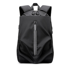 New polyester student bag female Korean Campus Student Backpack simple men Backpack Travel Leisure bag