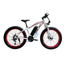 """Samsung battery 48V 1000W Motor 18AH Lithium Battery Electric Bicycle 26 inch Electric Fat Bike Fat Tire Electric Bike cheap SMLRO 500w 26"""" 50km h Brushless Aluminum Alloy 31 - 60 km One Seat Luxury Type XDC600 48V 13Ah Lithium Battery Chaoyang 26*4 0"""