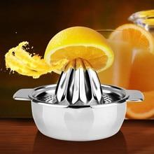 Lemon Orange Tangerine Juice Squeezer Stainless Steel Lemon Orange Squeezer Juicer Hand Manual Press Kitchen Appliances