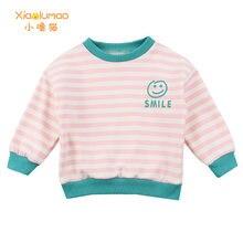 Детская одежда рубашка для девочек плюс бархатный теплый свитер