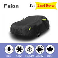 Full Car Cover Outdoor Waterproof Sun Acid Rain Snow Protection UV Car Umbrella auto cover SUV Sedan Hatchback for Land Rover|Car Covers| |  -