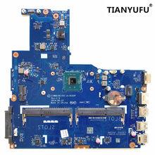 Nova ziwb0/b1/e0 LA-B102P placa-mãe do portátil para lenovo B50-30 placa-mãe n2830 n2840 cpu (sem conector de impressão digital) testado ok