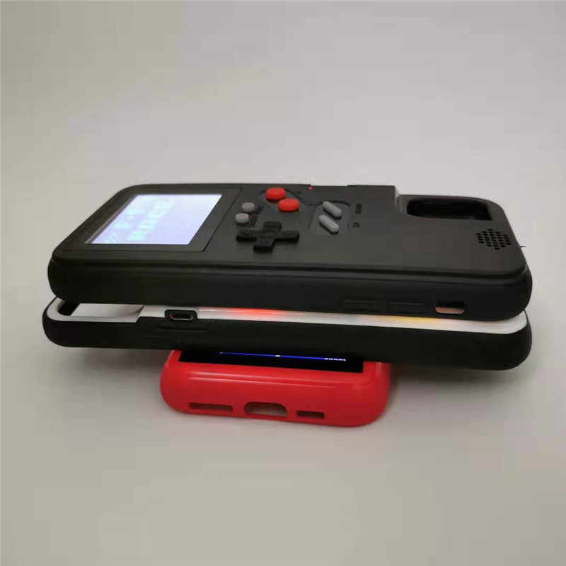 Spielbar Gameboy Fall Für iPhone Xr Fall Retro Game boy Abdeckung Für iPhone 11 Pro Max X Xs Max 7 8 Plus SE 2020 12 Pro Max 12 Mini