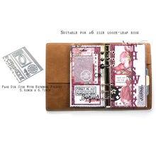 Calendários e planejadores-enfeites usados para modelos de scrapbook, cartões de álbum de fotos diy, pastas em relevo decorativas, morrer