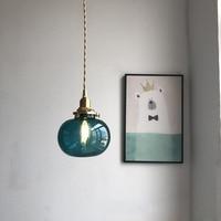 Lamparas De Techo Colgante Moderna Bola Lamp Loft Decor Shade Glass Bubble Pendente Teto Lustre Hanging Ceiling Pendant Lights|Pendant Lights|   -