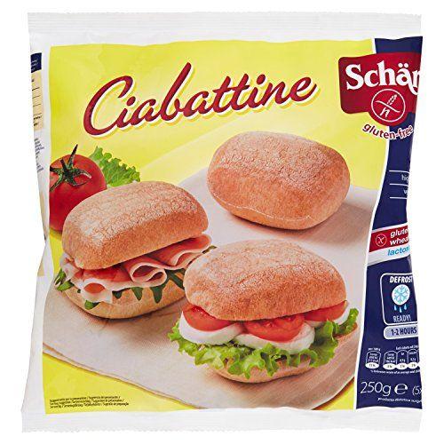 Congelés Chaussons Schar Sans Gluten 250g